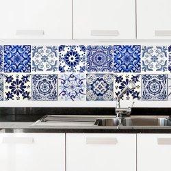 Adesivo azulejo português Borba