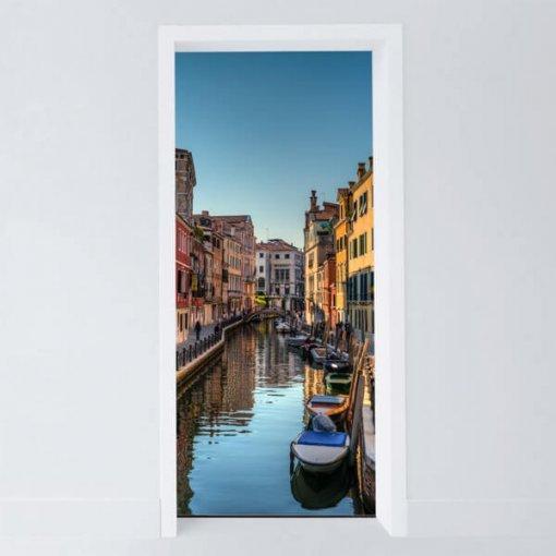 Adesivo para porta Veneza