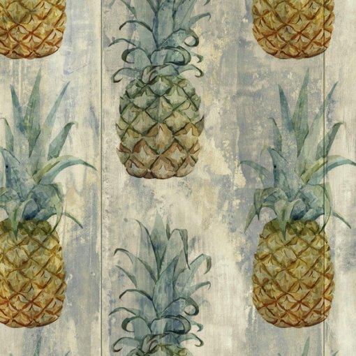 Papel de parede abacaxis