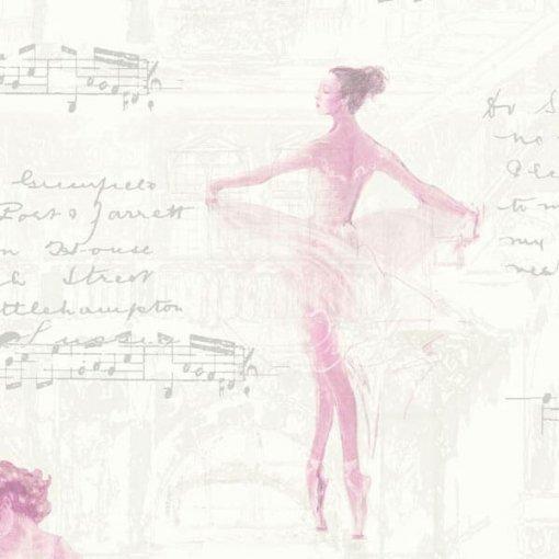 Papel de parede bailarinas