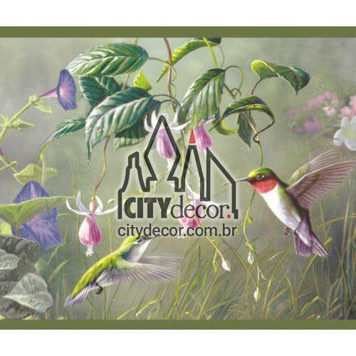 Adesivo Beija flor