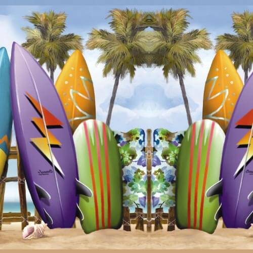 Faixa adesiva Pranchas de surf