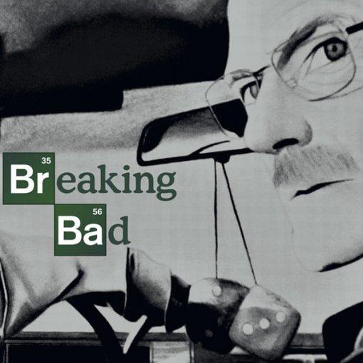 Painel adesivo mural Breaking Bad