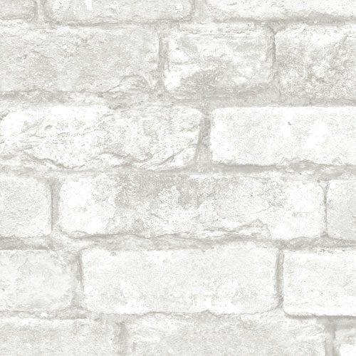 Tijolos brancos